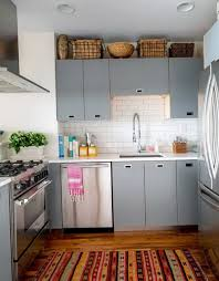 Small Kitchen Cabinets Ideas Kitchen Cabinets Colors For Small Kitchen Home Design Ideas