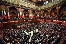 parlamento seduta comune parlamento della repubblica italiana