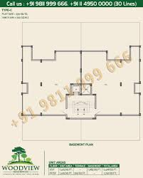 lotus greens independent floor plan