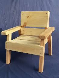 Toddler Wooden Chair Diy Project Kids Solid Wood Chair Toddler Boy Or