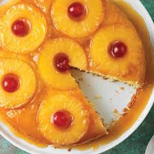 upside down cake mix