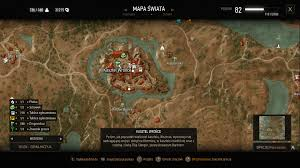 The Witcher 3 World Map by Fast Travel Points Pack At The Witcher 3 Nexus Mods And Community