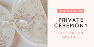 vow renewal invitation wording exles or children hosting