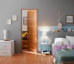 porte des chambres en bois prix d une porte intérieure en bois 2018 travaux com