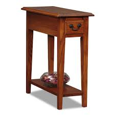 little big life how to use a narrow end table with storage for a
