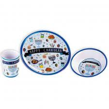 hanukkah plates hanukkah plates bowls hanukkah hostess gifts
