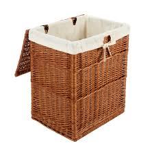 medan laundry basket camel 52 x 40 x 62 cm