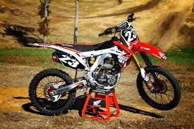 2014 motocross bikes kyle myhan 2014 crf250r courtney davies u0027s bike check vital mx