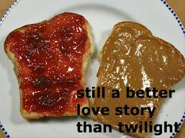 Peanut Butter Jelly Meme - peanut butter and jelly still a better love story than twilight