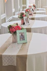 diy table runner ideas 22 rustic burlap wedding table runner ideas you will love wedding