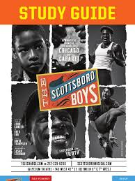 the scottsboro boys study guide theatre prosecution