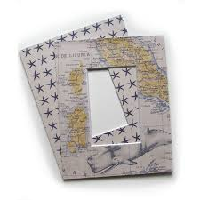 cape cod whale and nautical starfish picture frame mats decorative