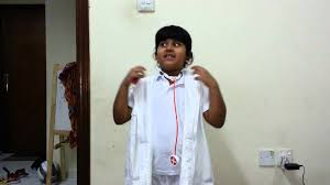 doctor speech for fancy dress competition youtube