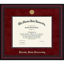 fsu diploma frame florida state 11 x 14 diploma frame florida state