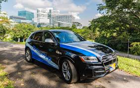 delphi plans to test self driving cars in singapore