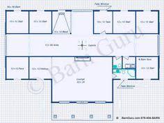 10 Stall Horse Barn Plans Horse Barn Design Ideas Aloin Info Aloin Info