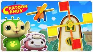 cartoons for children colorful crayons u0027magical pinwheel u0027 ep 19