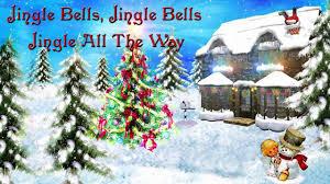 jingle bells popular christmas songs for kids animated cinema