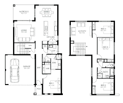 5 bedroom 1 story house plans 5 bedroom two story house plans bedroom storey house plans