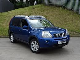 used nissan x trail sport for sale motors co uk