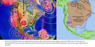 Oregon Earthquake Map by 3 17 2015 U2014 Oklahoma Faults Lines U201creactivated U201d After Millions Of