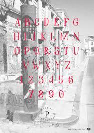 hidden cinema free font on behance