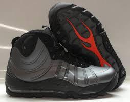 womens nike boots size 12 nike acg air max posite bakin boot metallic grey