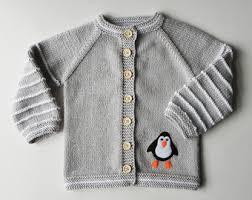 penguin sweater etsy
