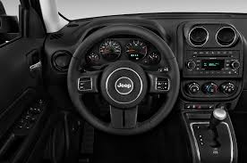 2017 jeep patriot 2017 jeep patriot steering wheel interior photo automotive com