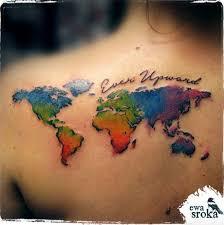 pin by rafael vidal on tattoo pinterest map tattoos tattoo