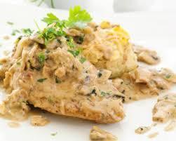 comment cuisiner des escalope de dinde recette de escalopes de dinde à la crème et aux chignons