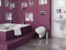 Stylish Bathroom Ideas Awesome Purple Bathroom To Get The Ideas And Inspiration To Create