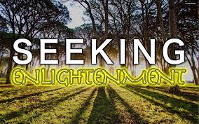 Seeking Theme January 2016 Theme Kickoff With Jeff Trahan Seeking Enlightenment