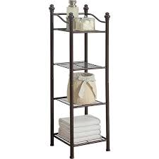 Bathroom Shelving Storage Free Standing Bathroom Shelving You Ll Wayfair