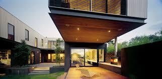exterior contemporary armandale house in melbourne australia home