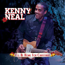 christmas cd kenny neal i ll be home for christmas cd cleopatra records store