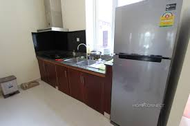 French Colonial Kitchen by French Colonial 3 Bedroom Apartment For Rent Near Wat Phnom