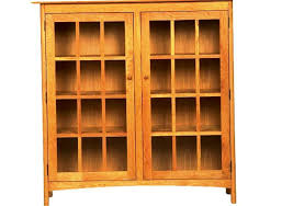 Cherry Wood Bookcase With Doors Cherry Wood Bookcases U2014 Best Home Decor Ideas Solid Wood