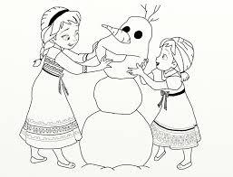 frozen elsa anna olaf by foxbondpl on deviantart