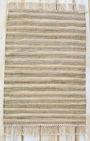Woven Cotton Area Rugs Clm Bombay Sandshell Woven Cotton Area Rug Reviews Wayfair