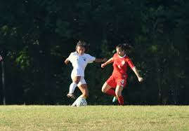 girls soccer brianna pereira scores four goals in cedar grove 4 1