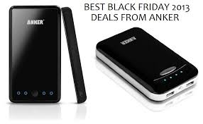 amazon 2013 black friday amazon black friday 2013 deal anker power banks chargers and