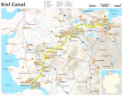 map of kiel file map of the kiel canal png wikimedia commons