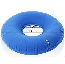 cuscino per emorroidi cuscino gonfiabile a ciambella emorroidi cuscino coccige cuscino