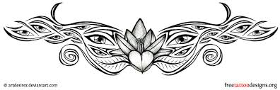 95 lower back tattoos tramp stamp tribal tattoo designs