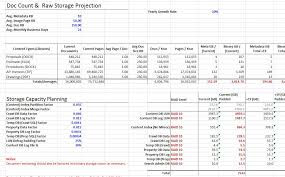 Storage Capacity Planning Spreadsheet by Your Sharepoint Content Corpus Sharepoint Pro By Admins Devs