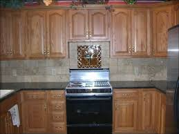 Kitchen Metal Backsplash Ideas by Kitchen Countertop Backsplash Smart Tiles Backsplash Metal