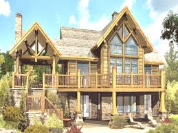 stunning log cabin home floor plans ideas in designers awesome