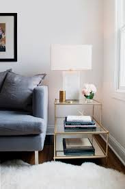 how to style your sofa side table coco kelley coco kelley