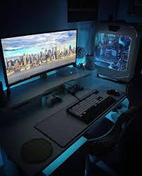 Unique Computer Desk Ideas Best 25 Pc Desks Ideas On Pinterest Gaming Desk Cool Computer